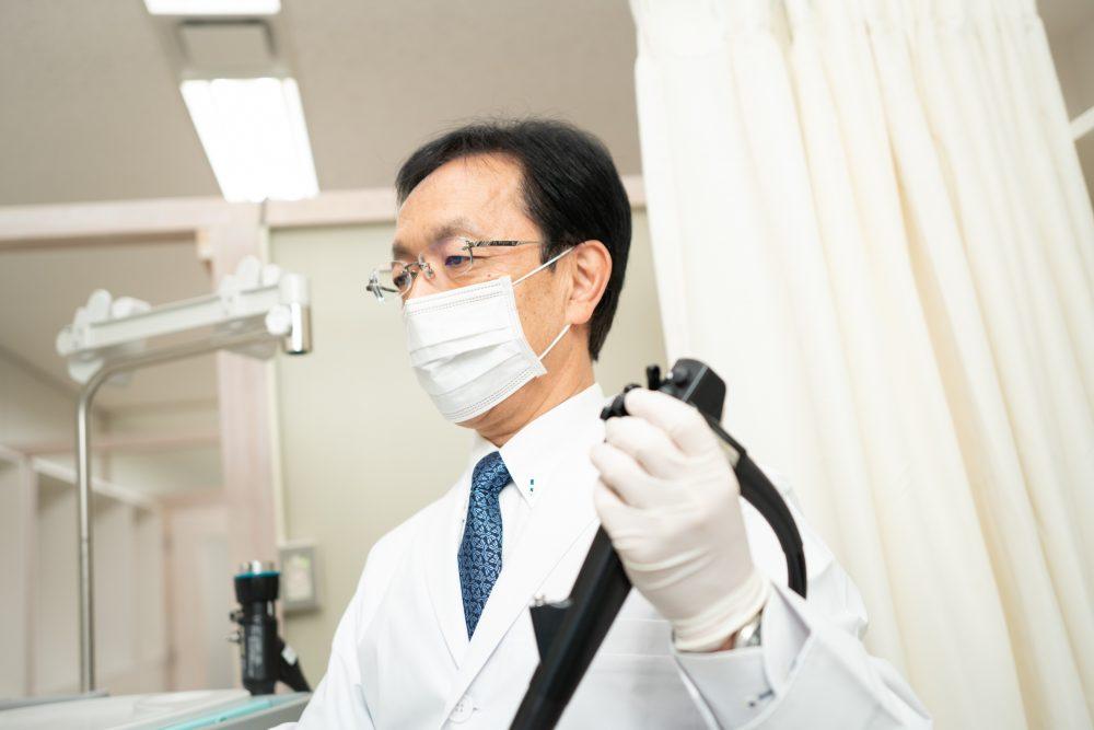 内視鏡検査によるピロリ菌検査|仙台市のLCクリニック仙台