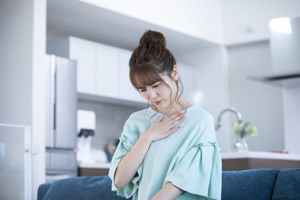 喉のイガイガ・腫れ・痛み|仙台市青葉区アエルのLCクリニック仙台